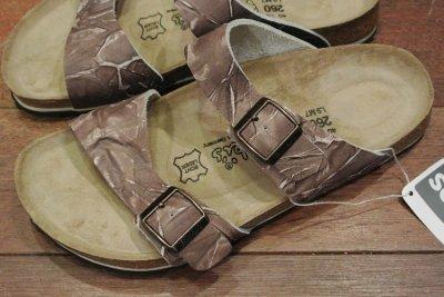 画像2: 【SALE!!】 Birki's(ビルキーbyビルケンシュトック)Leather SkorpiosSoft(Brown Leather/40)【日本未発売】