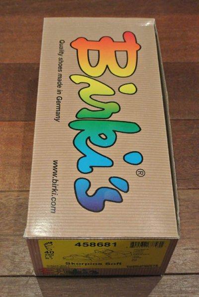 画像3: 【SALE!!】 Birki's(ビルキーbyビルケンシュトック)Leather SkorpiosSoft(Brown Leather/40)【日本未発売】