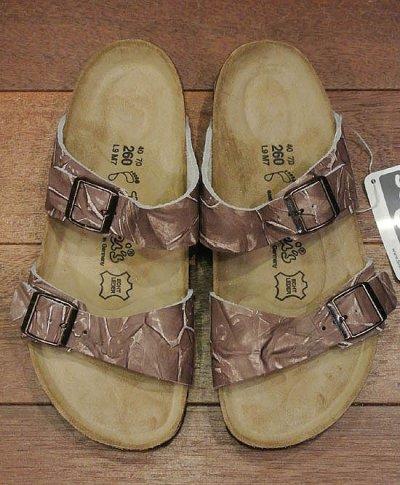 画像1: 【SALE!!】 Birki's(ビルキーbyビルケンシュトック)Leather SkorpiosSoft(Brown Leather/40)【日本未発売】