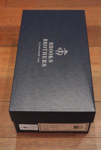 画像3: ブルックスブラザーズ×アレンエドモンズ アメリカ製 ビールロールペニー ローファー(Burgundy/8h-D)