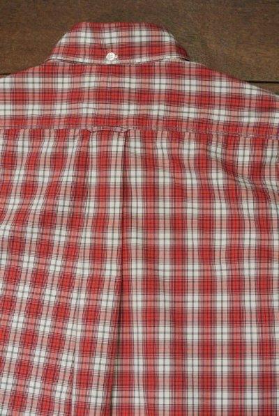 画像3: 【 SALE!!】 【クリックポスト188円も可】 TODD SNYDER トッドスナイダー タータンチェック B.Dシャツ(S) 新品