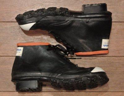 画像2: 1960-70's デッドストック BF Goodrich ゴム6インチ ブーツ アメリカ製 (26-26.5cm)