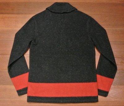 画像3: 未使用品 ポロラルフローレン ショールカラー カットソー ジャケット (BLUE/S) 国内正規品