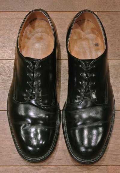 画像2: 【USED】 1983年 U.S NAVY サービスシューズ 【9-R】 INTERNATIONAL SHOE CO.