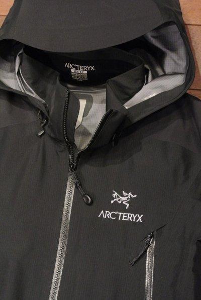 画像1: 【EXCELLENT USED】 ARC'TERYX (アークテリクス) Beta AR Jacket 【Black/XS】
