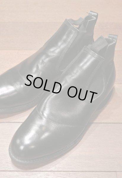 画像1: 【Good Used】 U.S NAVY  Molders Shoes U.S ネイビー サイドゴアブーツ (9EE) (1)