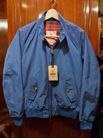 画像2: BARACUTA(バラクータ) G-9 ORIGINAL  イングランド製 (Blue/38) 新品