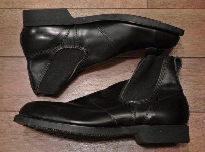 画像3: 87年 Deadstock デッドストック U.S NAVY Molders Shoes USネイビー サイドゴアブーツ (10R) 箱無し