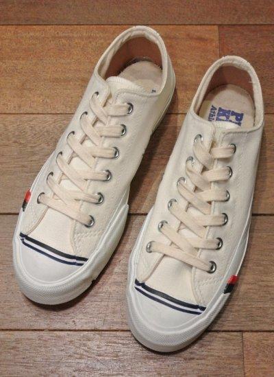 画像1: 70-80年代製 デッドストック PRO-KEDS ROYAL LO MK290 アメリカ製 【WHITE , 6 1/2 =24.5cm】 箱あり