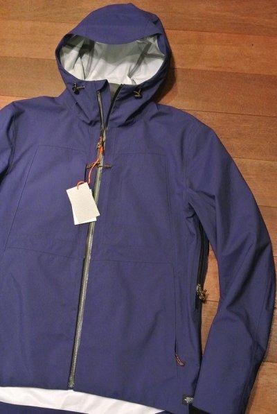画像1: JACK SPADE(ジャックスペード) BINGHAM SHELL JACKET (BLUE/ M) $598  新品 並行輸入