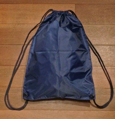 画像3: 【クリックポスト170円も可】 U.S MARINES ナップサック 巾着袋 バッグ (Navy) 新品