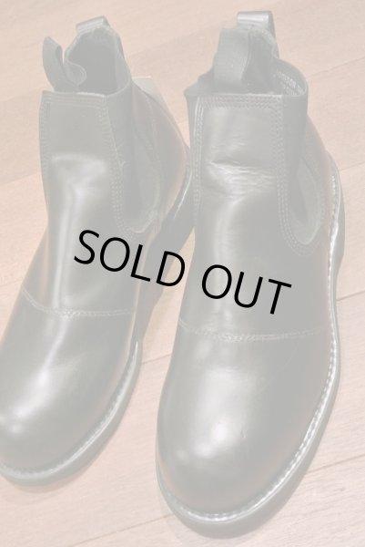画像1: 2005年 Deadstock デッドストック U.S NAVY Molders Shoes USネイビー サイドゴアブーツ ( 7R ) 箱無し (1)