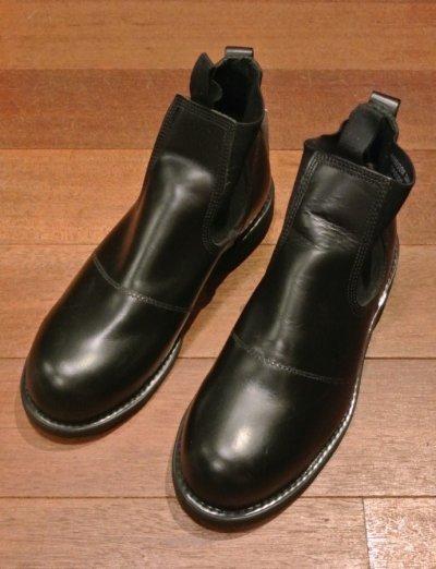 画像2: 2005年 Deadstock デッドストック U.S NAVY Molders Shoes USネイビー サイドゴアブーツ ( 7R ) 箱無し