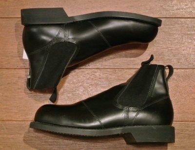 画像3: 2005年 Deadstock デッドストック U.S NAVY Molders Shoes USネイビー サイドゴアブーツ ( 7R ) 箱無し