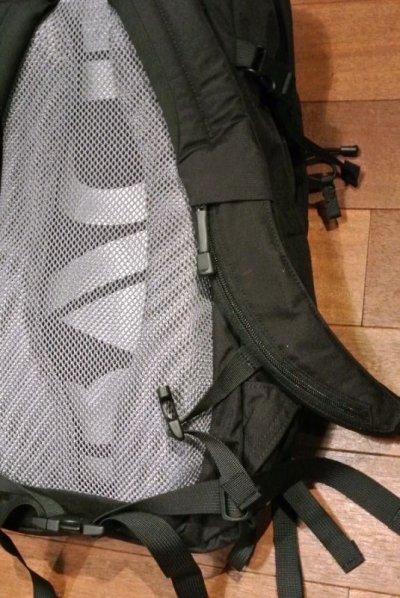 画像3: BACH バッハ Shield 22 バックパック 22L ( Black ) 新品