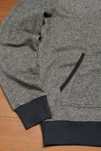 画像3: JACK SPADE(ジャックスペード) CALDWELL HOODED SWEATSHIRT スウェットパーカ  ( Navy / M ) $198 新品 並行輸入
