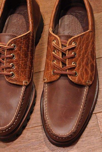 画像1: EASTLAND Made in USA モカシンシューズ 【Brown , 9】 箱いり、並行輸入