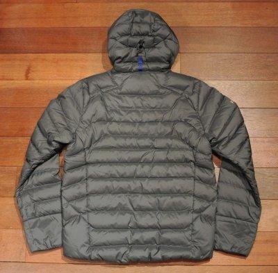 画像3: RLXラルフローレン 耐水 超軽量 フーデッド ダウンジャケット  【Gray / M】 新品 並行輸入