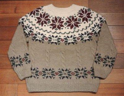 画像2: 【Vintage/Used】 ブルックスブラザーズ Wool+Alpaca セーター イタリア製 (M)