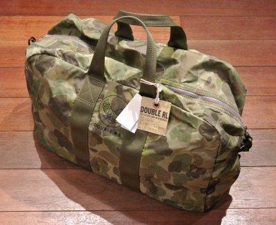 画像2: RRLナイロン キット カモ ダッフルバッグ Packable Flyer Duffle Bag【CAMO】新品 定価46440