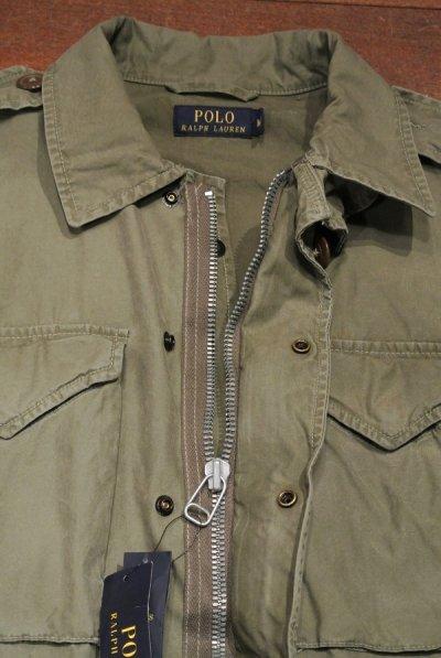画像3: ポロラルフローレン M-43 Field Jacket  ミリタリージャケット 【Womans M】新品 並行輸入 $295