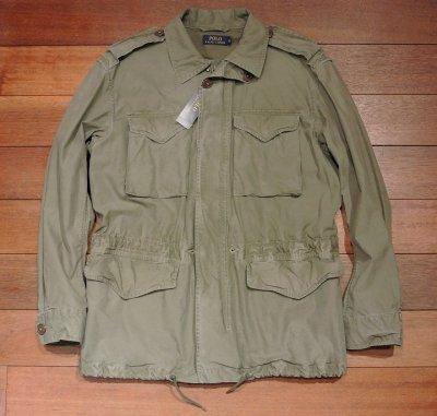 画像2: ポロラルフローレン M-43 Field Jacket  ミリタリージャケット 【Womans M】新品 並行輸入 $295