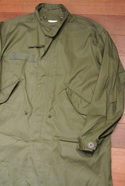 画像2: 1972年デッドストック U.S ARMY M-65 Field Parka COAT モッズコート 【SMALL-REGULER】