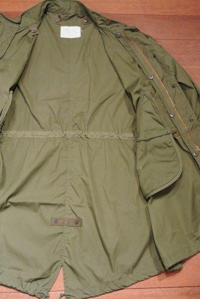 画像3: 【Good used】1974年 U.S ARMY M-65 Field Parka COAT モッズコート 【MEDIUM-REGULER】