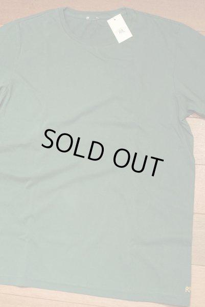 画像1: 【クリックポスト170円も可】RRL TUBE T-Shirts チューブTシャツ【グリーン, S/L/XL】$65 新品 並行輸入 (1)