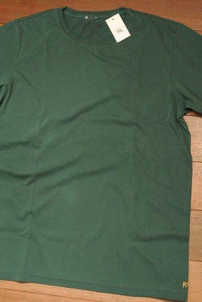 画像1: 【クリックポスト170円も可】RRL TUBE T-Shirts チューブTシャツ【グリーン, S/L/XL】$65 新品 並行輸入