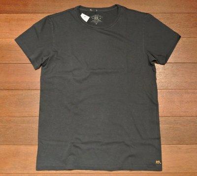 画像2: 【クリックポスト170円も可】RRL TUBE T-Shirts チューブTシャツ【ダークグレー , M/L】$65 新品 並行輸入