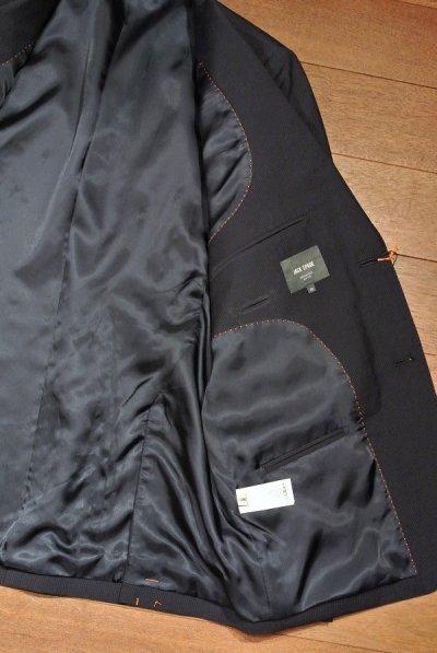 画像3: JACK SPADE(ジャックスペード) ウール+コットン テイラードジャケット WOOL BENTON JKT ( Navy / 40R ) 70000円 新品 並行輸入