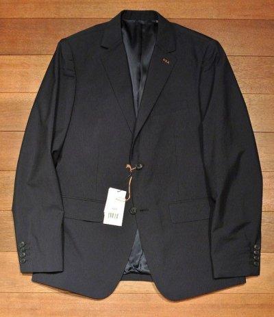 画像2: JACK SPADE(ジャックスペード) ウール+コットン テイラードジャケット WOOL BENTON JKT ( Navy / 40R ) 70000円 新品 並行輸入