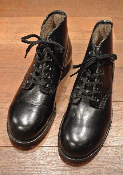画像1: 60年代製 デッドストック  U.S NAVY 6INCH BOOTS スティールトゥワークブーツ 【 7 1/2-N 】 ADDISON SHOE CORPORATION 社製