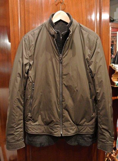 画像2: 【SALE】新品 Z-ZEGNA ジーゼニア リバーシブルジャケット【Brown,50】日本未発売 エルメネジルド・ゼニア 定価$1145