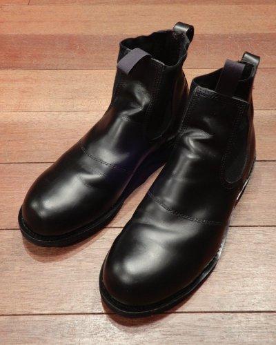 画像1: 【EXCELLENT USED】U.S NAVY Molders Shoes USネイビー サイドゴアブーツ (9 D)