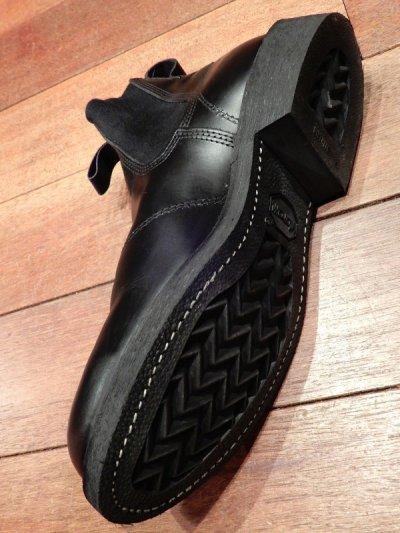 画像3: 【EXCELLENT USED】U.S NAVY Molders Shoes USネイビー サイドゴアブーツ (9 D)