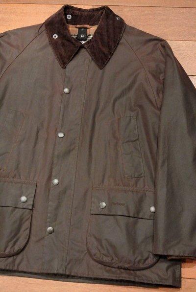 画像1: 【EXCELLENT USED】Barbour BEDALE JACKET バブアー ビデイルジャケット【Brown/40】中古