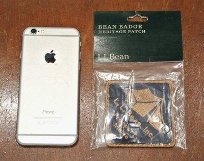 画像3: 【クリックポスト188円も可】L.L BEAN ワッペン (Tent) 7.5×7.5cm  ビーンブーツ アメリカ製