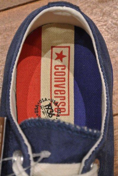 画像3: CONVERSE CT1970S LOW CHUCK TAYLOR ビンテージウォッシュモデル (NAVY/US9/27.5cm ) コンバース チャックテイラー CT70 日本未発売 新品 箱いり