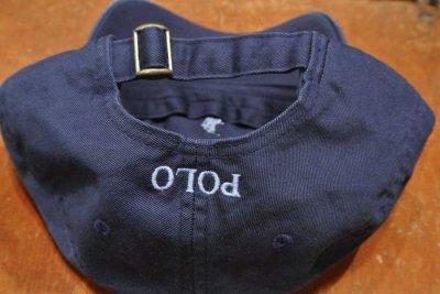 画像3: 【クリックポスト170円も可】ポロラルフローレン コットン ポニー刺繍 キャップ 【 Navy 】新品 並行輸入