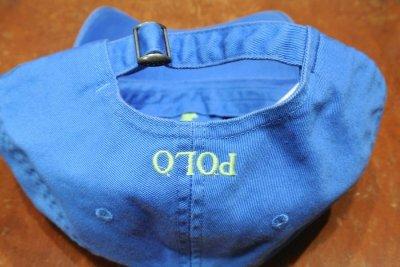 画像3: 【クリックポスト198円も可】ポロラルフローレン コットン ポニー刺繍 キャップ 【  Light Blue 】新品 並行輸入