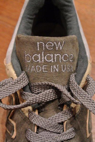 画像3: NEW BALANCE 997 FGG Made in USA 【Military Green, 10-D, 28cm】ニューバランス アメリカ製 新品 箱あり