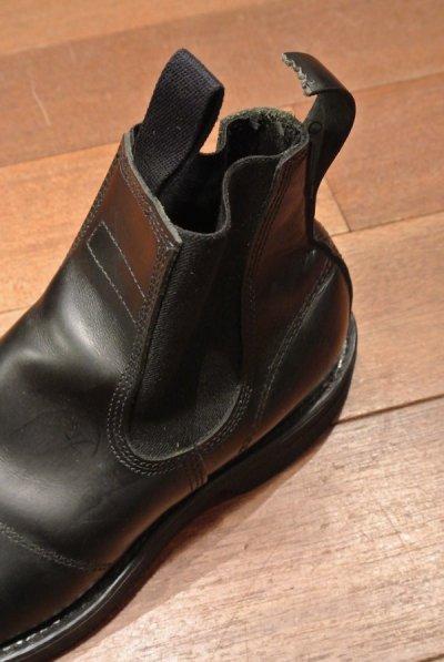 画像3: 2000年 Deadstock デッドストック U.S NAVY Molders Shoes USネイビー サイドゴアブーツ (9R)箱なし
