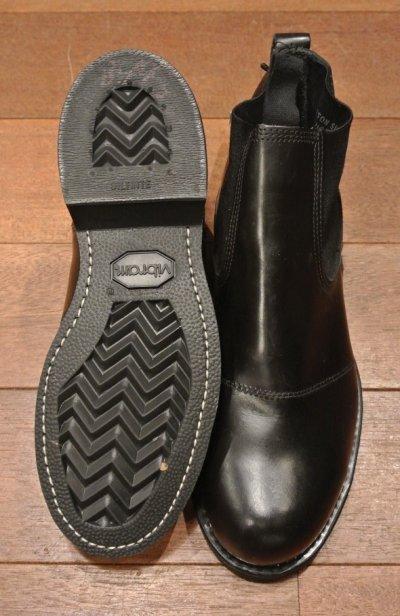 画像3: 2005年 Deadstock デッドストック U.S NAVY Molders Shoes USネイビー サイドゴアブーツ (7R) 箱なし