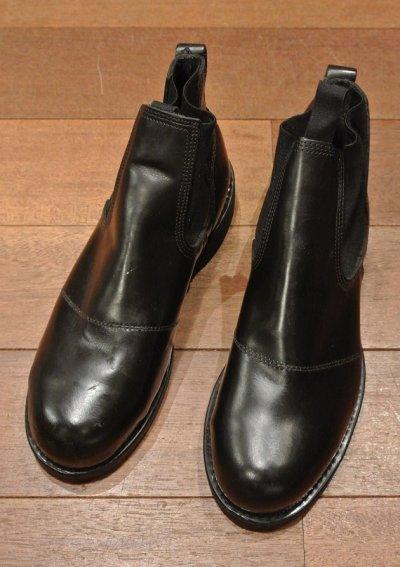 画像1: 2005年 Deadstock デッドストック U.S NAVY Molders Shoes USネイビー サイドゴアブーツ (7R) 箱なし