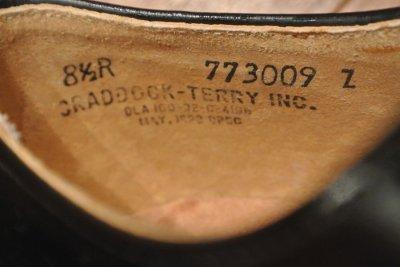 画像3: デッドストック 1992年 U.S NAVYサービスシューズ 【8 1/2-R】 CRADDOCK TERRY製