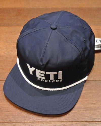 画像3: 【クリックポスト198円も可】日本未発売 YETI COOLERS TRACKER CAP イエティ キャップ (GRAY) クーラーボックス