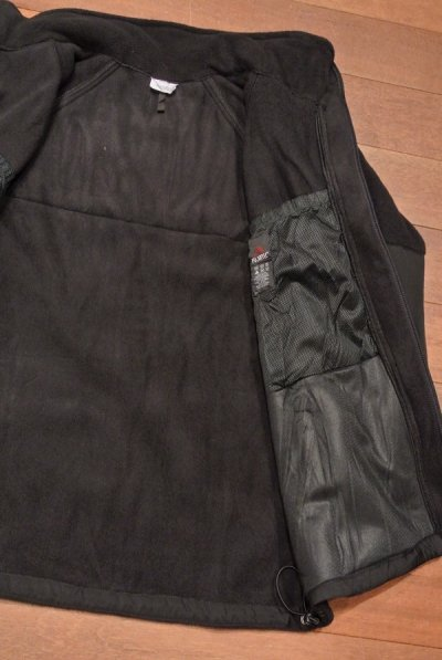 画像3: デッドストック U.S ARMY 米軍 ECWCS LEVEL3 POLARTEC フリースジャケット(Black/ XS)