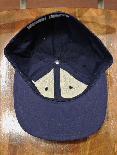 画像2: 80s Deadstock デッドストック U.S NAVY UTILITY CAP ユーティリティキャップ 【Navy,7 1/2】